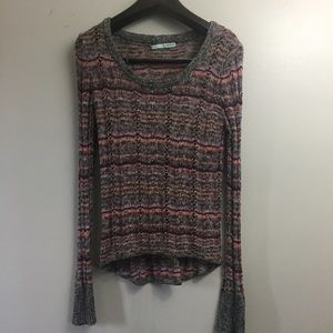 Maurice's scoop neck knit sweater. Medium